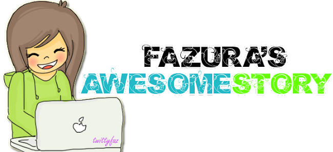 Fazura's Awesome Story