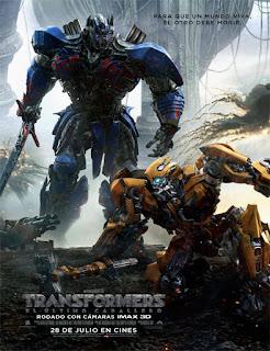 Transformers  (El último caballero) (2017)