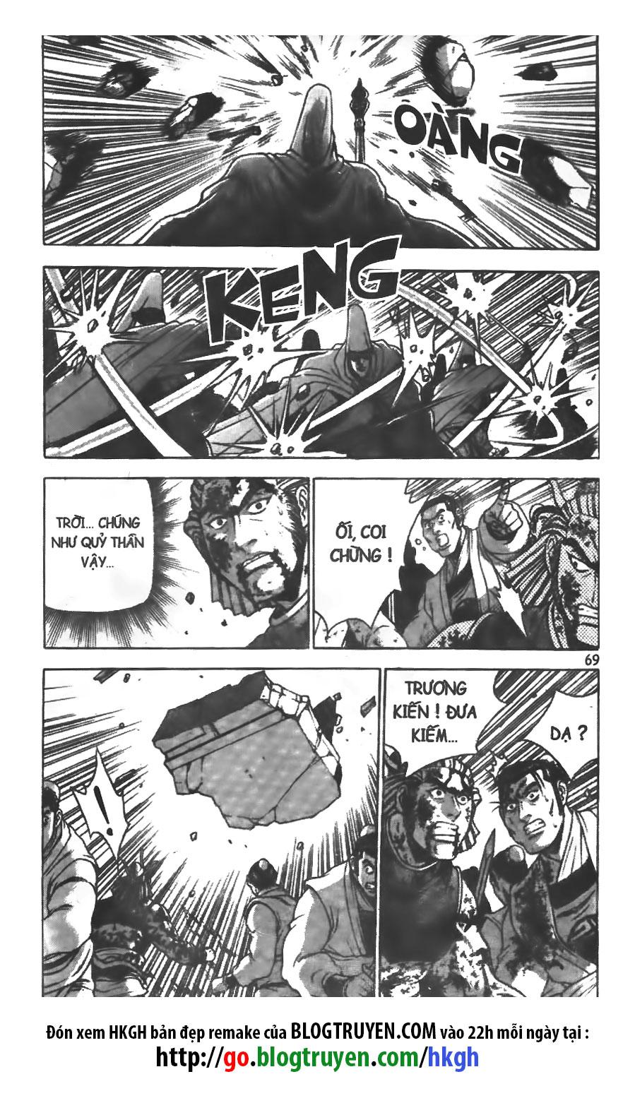 Hiệp Khách Giang Hồ chap 217 page 14 - IZTruyenTranh.com