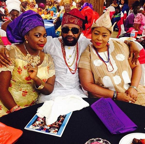 Photos: Nollywood Celebrities At Yoruba Cultural Day In