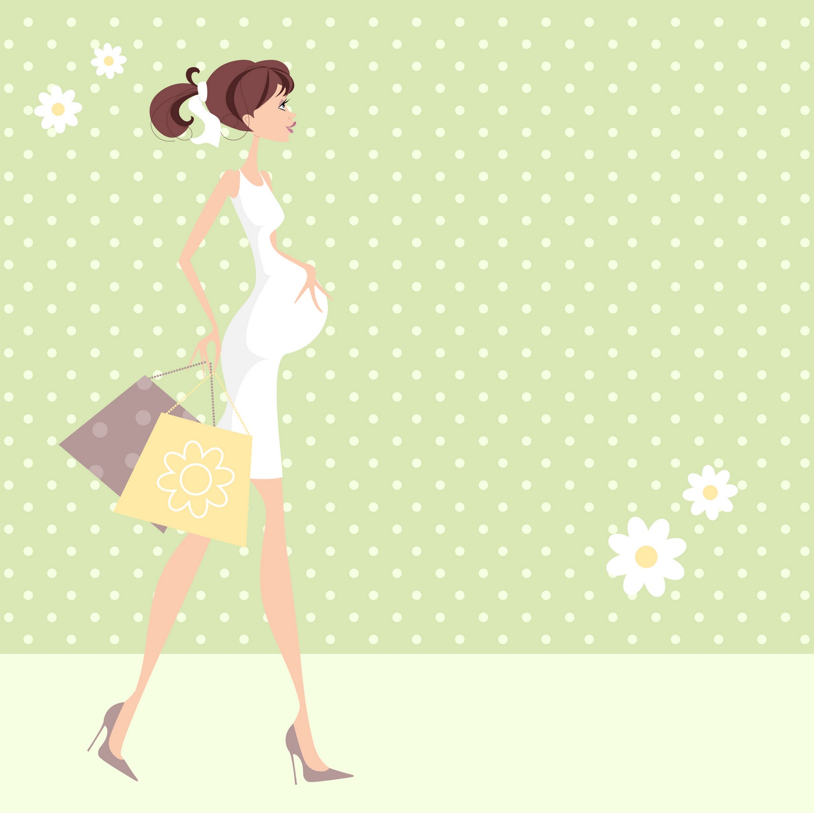Chic pregnant silhouette galleryhip com the hippest galleries