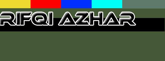 Rifqi Azhar's Blog