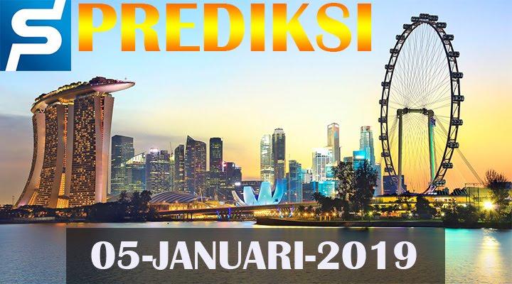 Prediksi Togel Singapore 05 Januari 2019 SGP Jitu