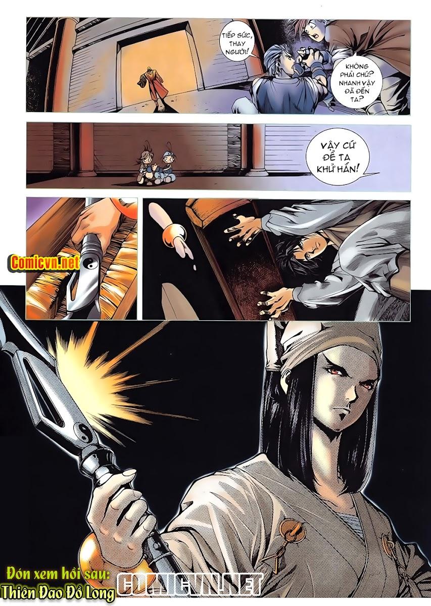 Lục Đạo Thiên Thư chap 11 - Trang 29