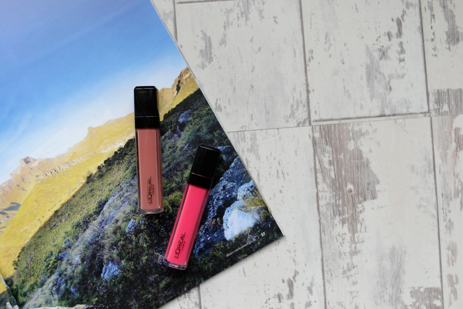L'Oreal Paris Infallible Mega Gloss Review - Aspiring Londoner