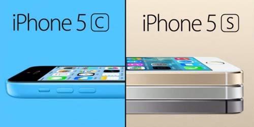 Harga iPhone 5S dan iPhone 5C