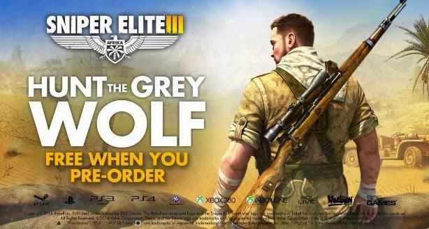 Update Sniper Elite 3 v1.04 incl DLC-CODEX