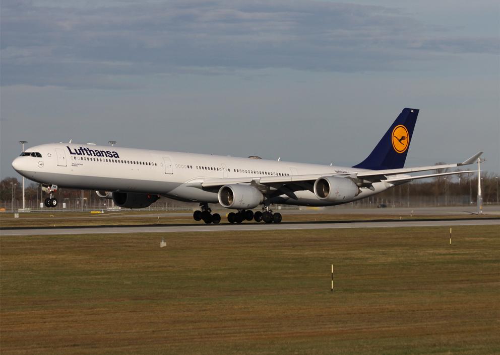 Avión de Lufthansa regresa a Fráncfort tras detectar problemas