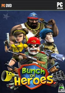 Bunch Of Heroes PC Game (cover)