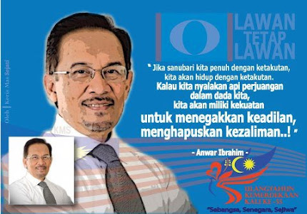 KETUA UMUM PARTI KEADILAN RAKYAT