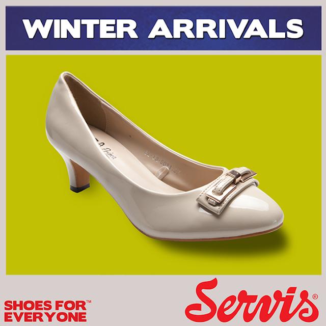 Shoes Winter Foot wear Designs For Men 2013-2014 | Servis Shoes Winter Foot wear Designs For Men & Women By Fashion She9