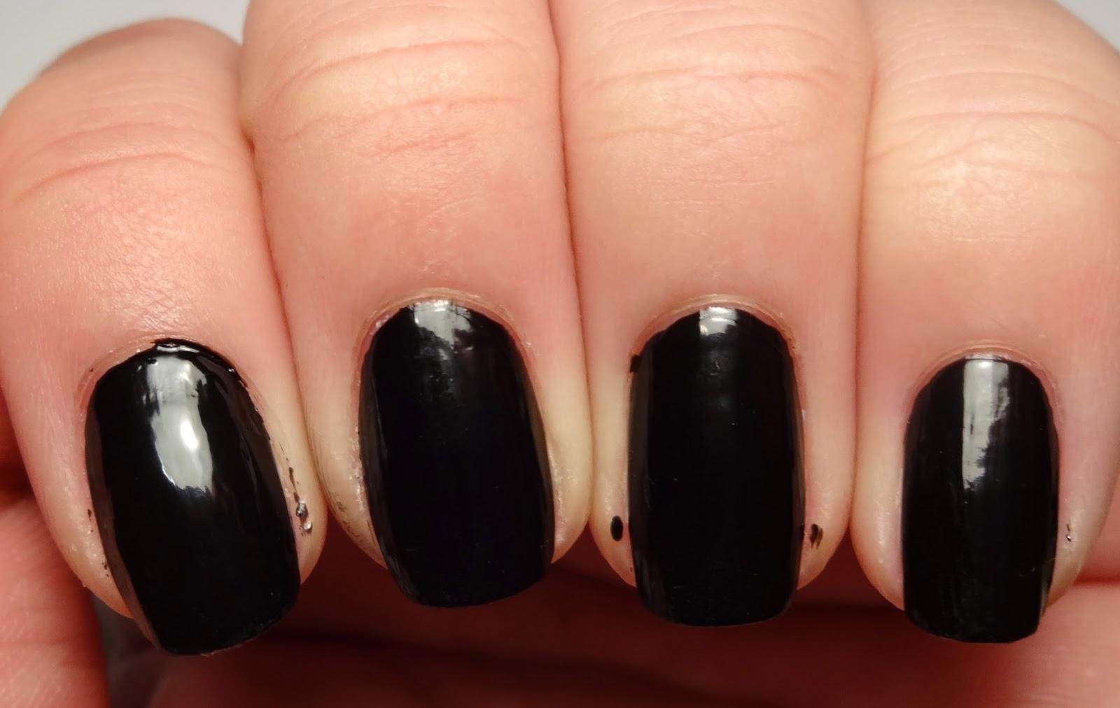 Black Base Color