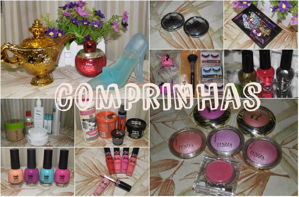 Comprinhas_Beauty_Fair_2014_brás_25_de_março_lola_fenzza_star_makeup_maquiagem_vitaderm_curly_camila_coelho_esmaltes_unhas_7