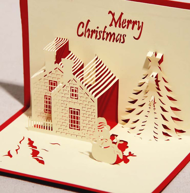 christmas greeting cards design photos