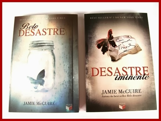 Belo Desastre e Desastre Iminente - Jamie McGuire