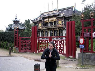 pavilionul chinezesc bruxelles