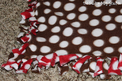 New Sew Fleece Blanket