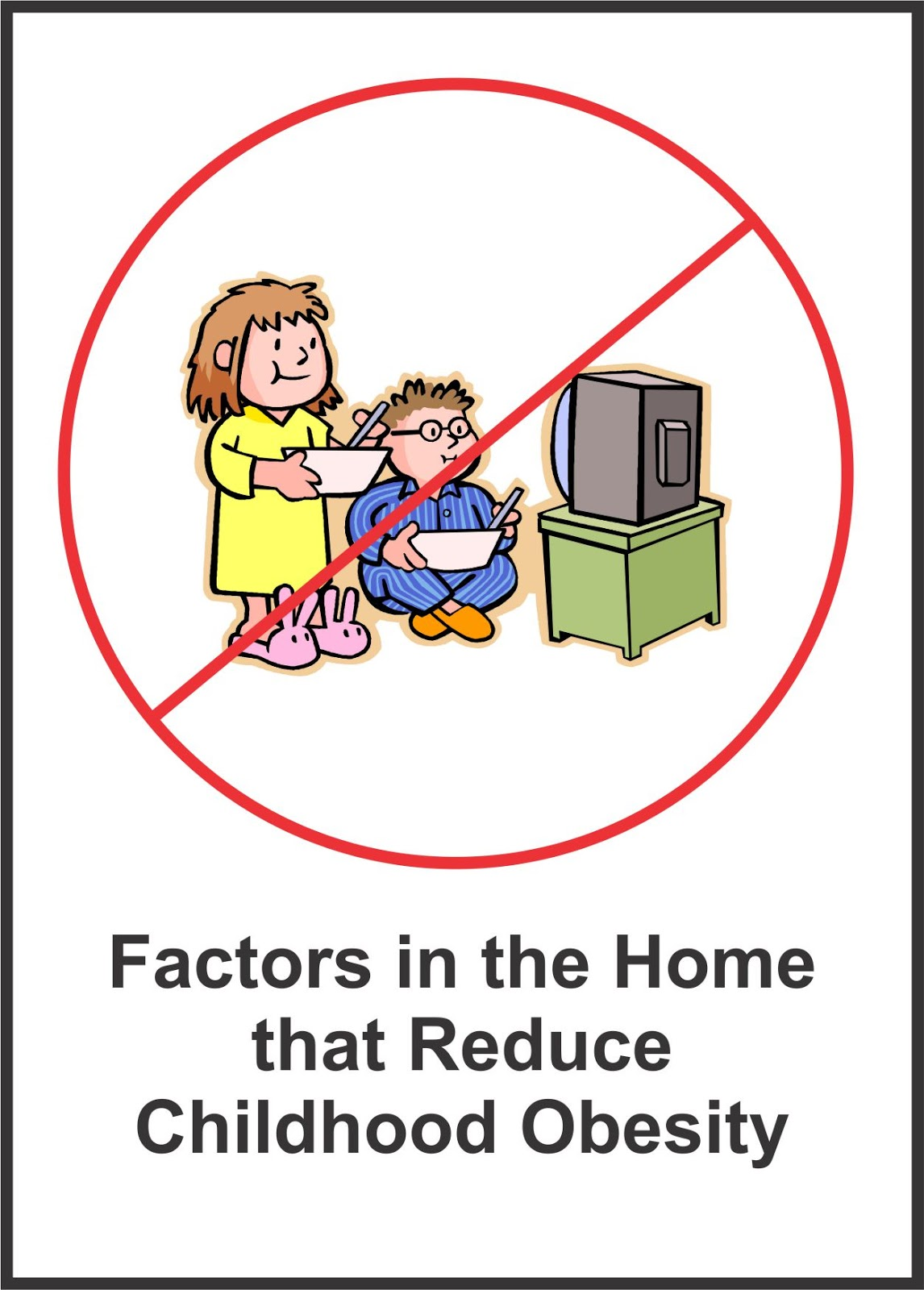 childhood obesity and television Information and resources for professionals and people concerned about television/screen time and health amount of television viewed and obesity in children.