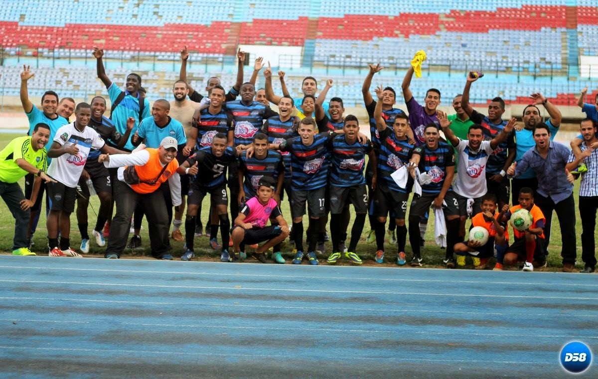 Campeón Apertura 2014 - 3° División