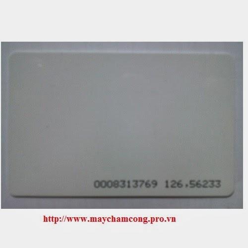 Thẻ cảm ứng mango 0.8mm có 18 số ID