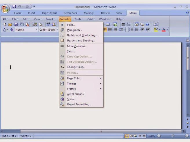 ms office word 2007 keygen