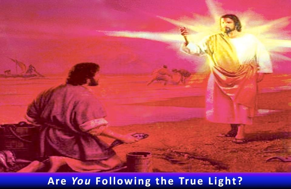 Awakeo sleeper arise from the dead christ will give you light