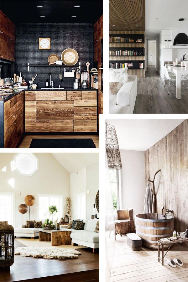 All about interieur inspiratie blog interieur inspiratie for Interieur hout