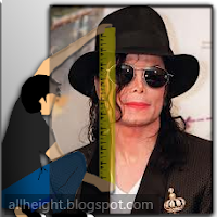 Michael Jackson Height - How Tall