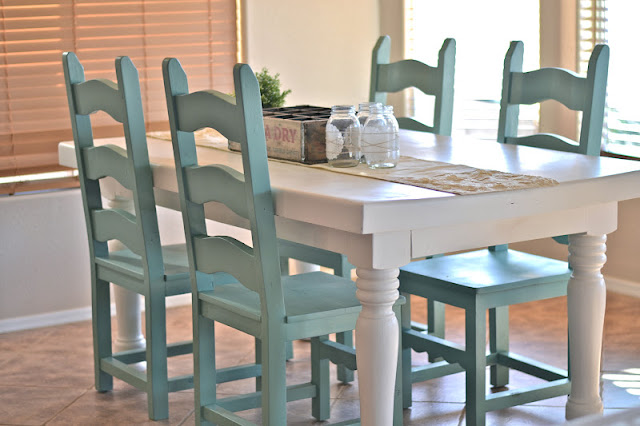Dining Room Table Makeover Paddington Way