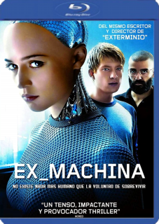 Ex_Máquina [2015] Audio Latino BRrip XviD [RG][UP][UD][WP][1F]