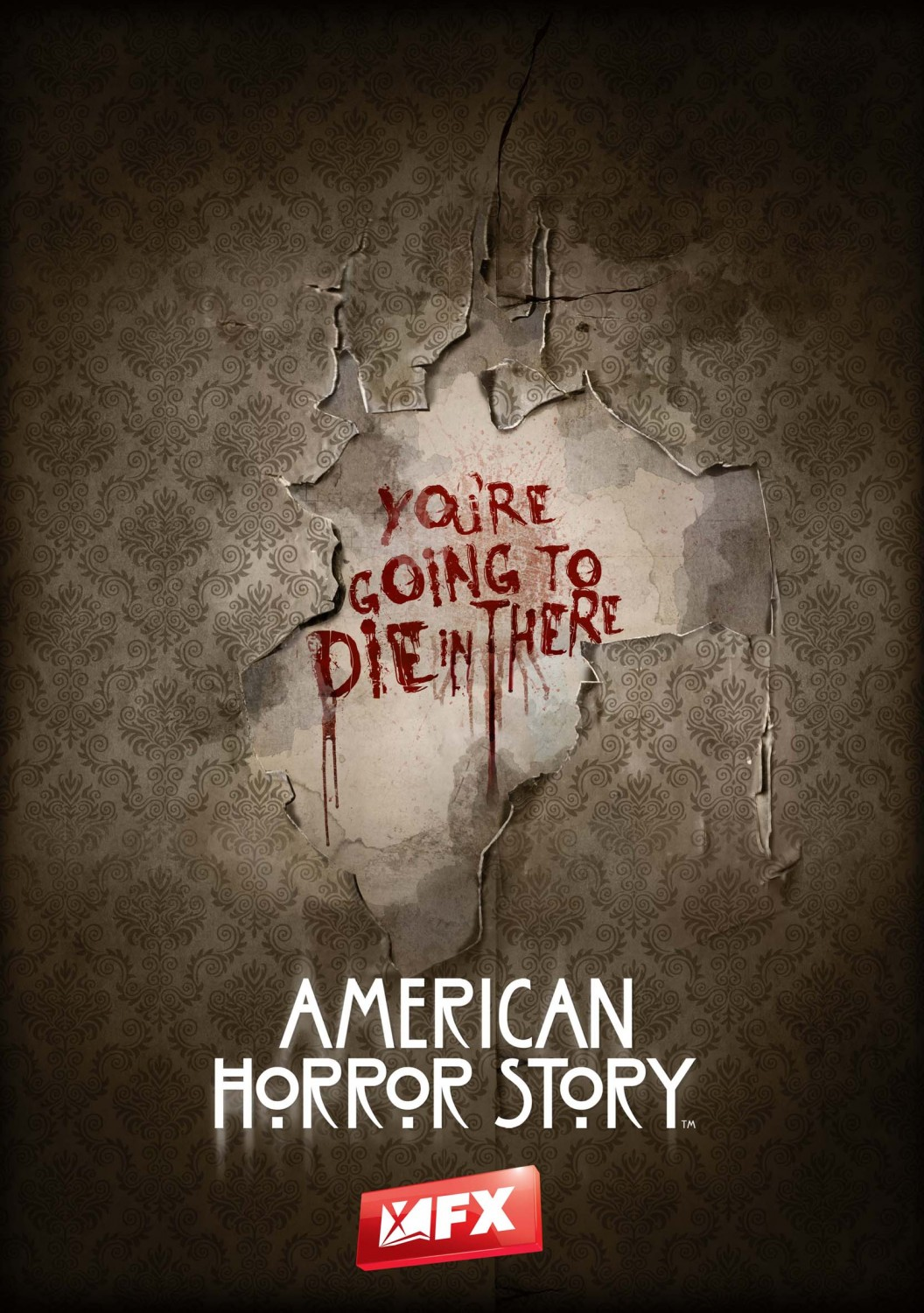 American Horror Story - Season 1 - UK Promotional Posters