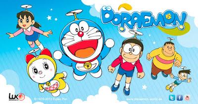 Komik Doraemon Bahasa Indonesia