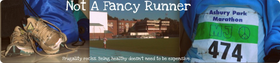 Not A Fancy Runner