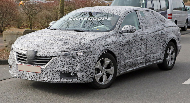 Scoop: This Is Renault\'s All-New Laguna Sedan And It\'s Coming This ...