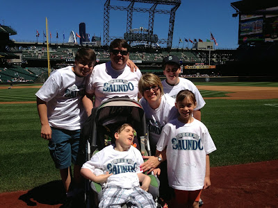Luke at Safeco