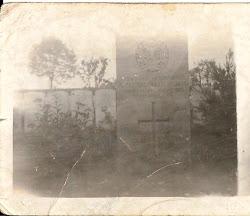 Grave of 240460 Allan Thomson
