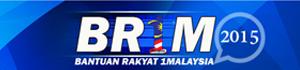 Semak Status Permohonan BR1M 2015