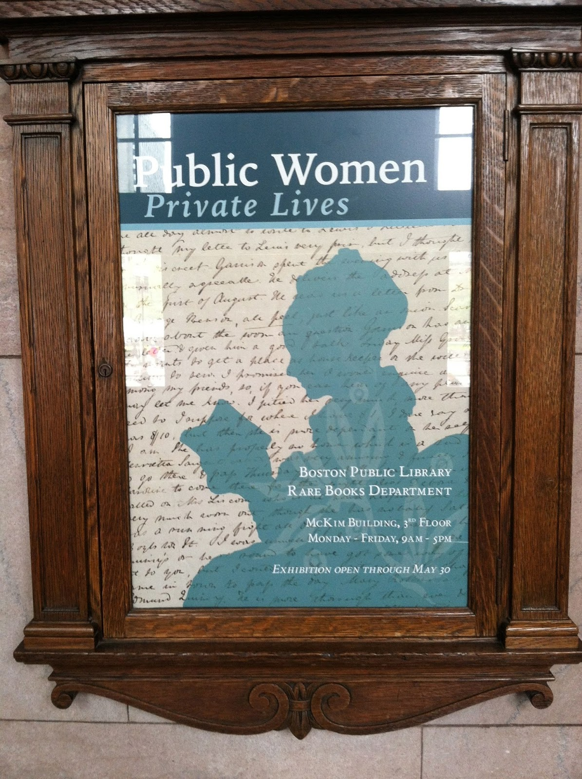 Public Women, Private Lives