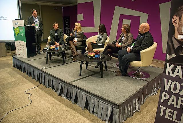 """Panel diskusija """"Kriza reputacije"""""""