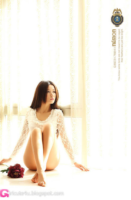 6 Xiaoyu Xuan - Solid color-very cute asian girl-girlcute4u.blogspot.com