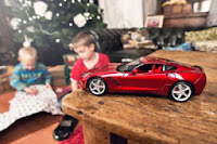 Machetele Corvette, un succes global pentru Chevrolet
