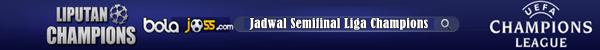 Jadwal SemiFinal Liga Champions 2013