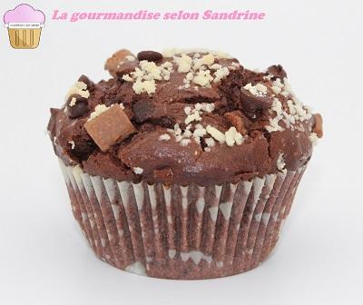 Muffins au chocolat comme au Starbucks mais SANS BEURRE