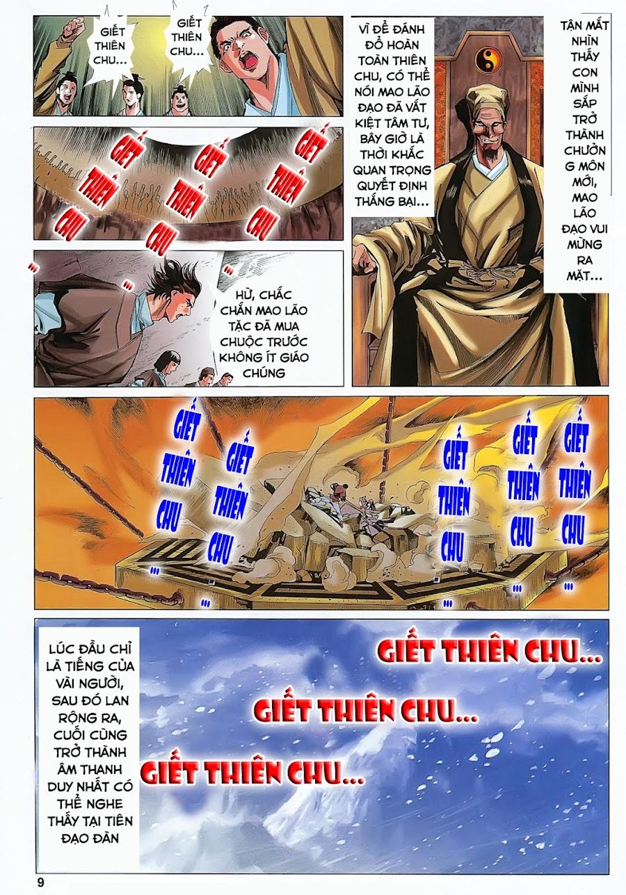 Lục Đạo Thiên Thư chap 33 - Trang 9