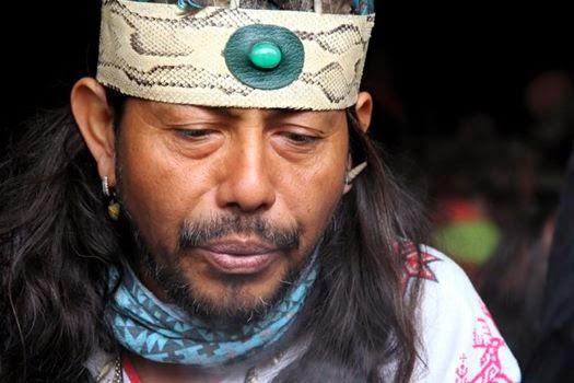Cérémonies stages avec Jipi Japa
