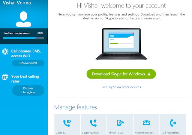 How to Open Skype Account on Desktop PC Android Phones