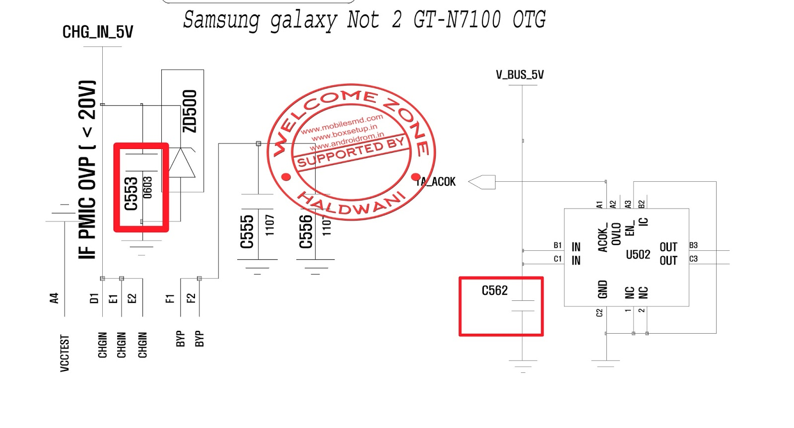 otg circuit diagram otg image wiring diagram samsung galaxy not 2 gt n7100 otg not working solution on otg circuit diagram