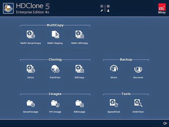 Descargar HDclone 5 Enterprise Edition Completo Para Pc