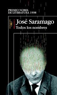 Todos los Nombres - José Saramago