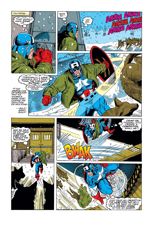 Captain America (1968) Issue #386 #319 - English 15